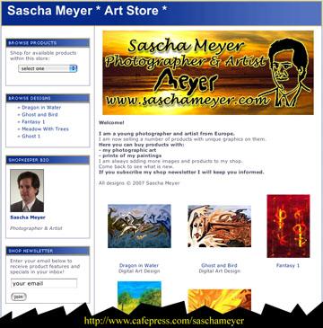 www.cafepress.com/saschameyer